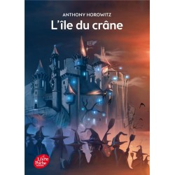 David Eliot t.1 - l'île du crâne - Anthony Horowitz