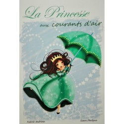 La Princesse aux courants d'air tome 1